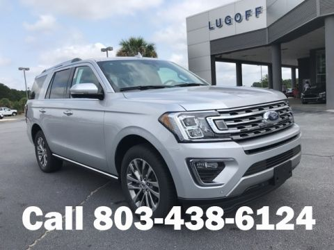 New 2018 Ford Expedition Limited
