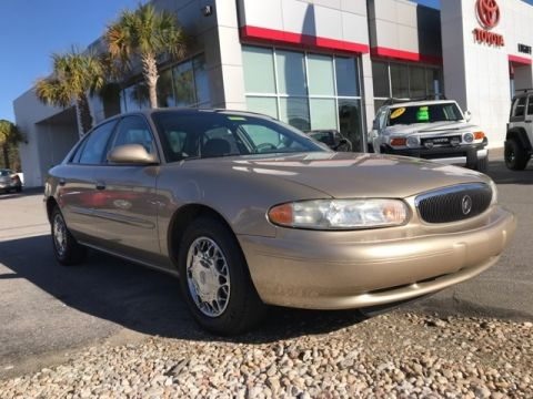 Pre-Owned 2004 Buick Century Base