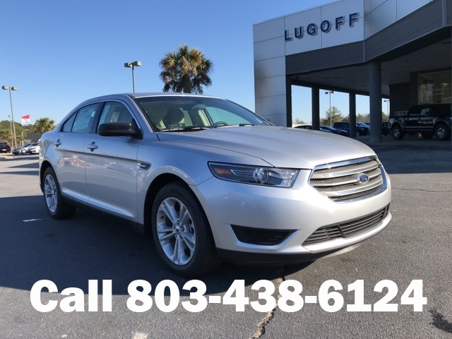 New 2018 Ford Taurus SE
