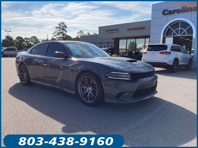 Certified Pre-Owned 2017 Dodge Charger SRT 392