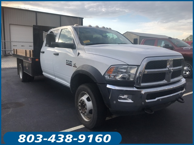 Certified Pre-Owned 2018 Ram 4500HD SLT