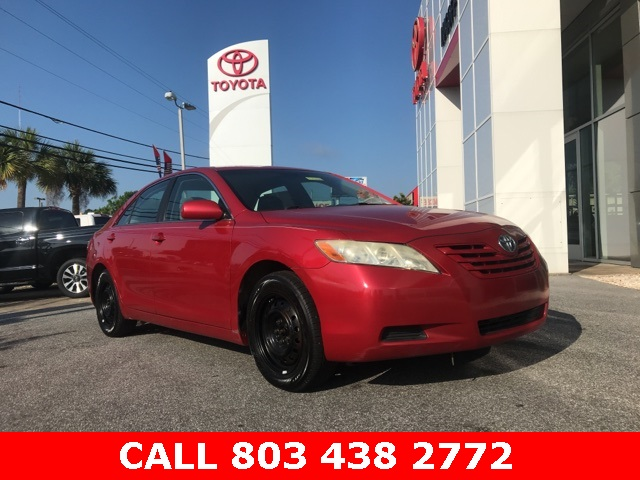 Pre-Owned 2008 Toyota Camry Base CE