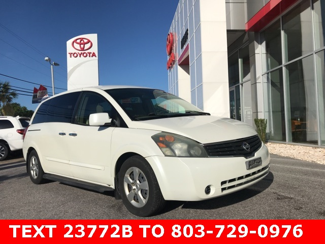 Pre-Owned 2007 Nissan Quest 3.5