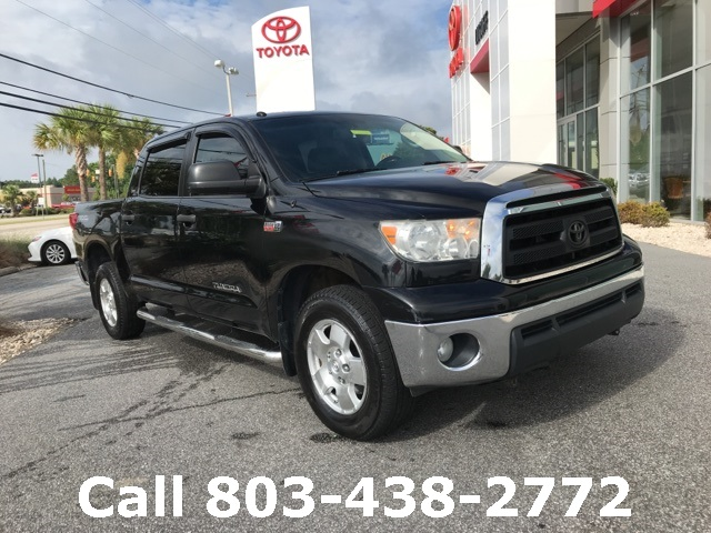 Pre Owned 2010 Toyota Tundra Grade 4d Crewmax In Lugoff 21821a