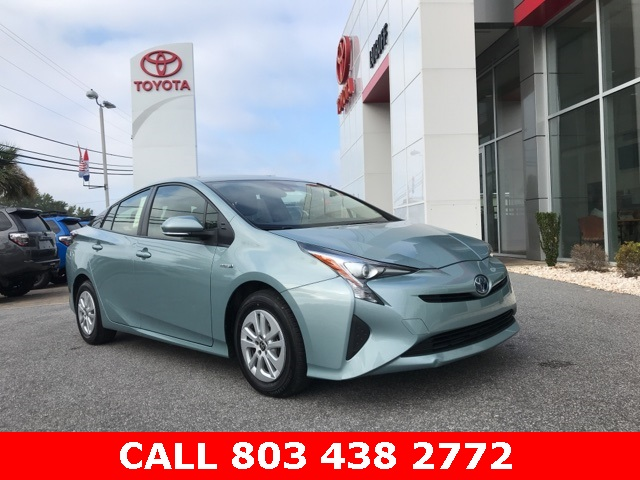 Pre-Owned 2018 Toyota Prius