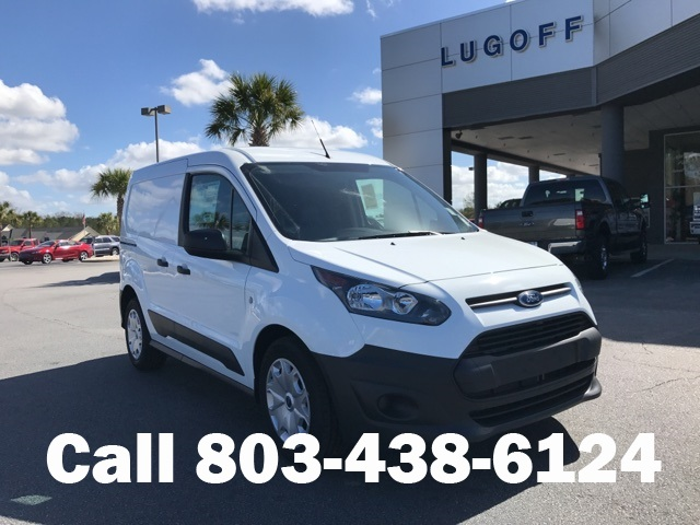 Pre Owned 2017 Ford Transit Connect XL