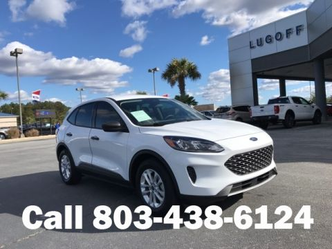 Pre-Owned 2020 Ford Escape S