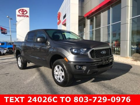 Pre-Owned 2019 Ford Ranger XL