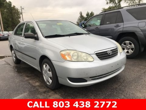 Pre-Owned 2006 Toyota Corolla CE