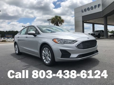 New 2019 Ford Fusion SE