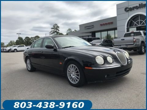 Pre-Owned 2006 Jaguar S-TYPE 3.0